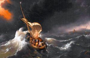 galilee storm